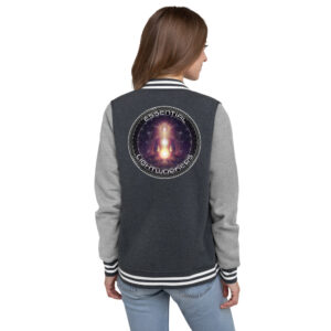 Essential LIGHTWORKER Women's Letterman Jacket