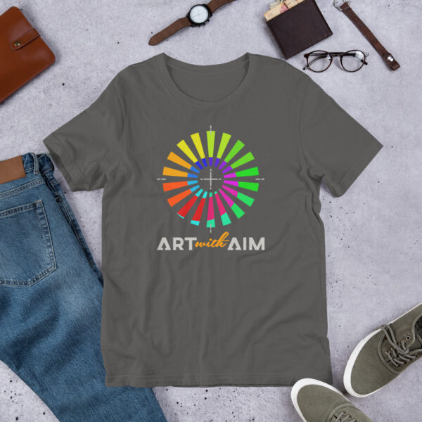 logo Art With Aim