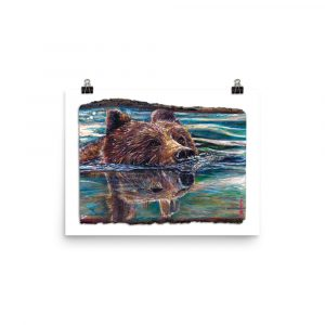ArtWithAim Animal Series: Bear